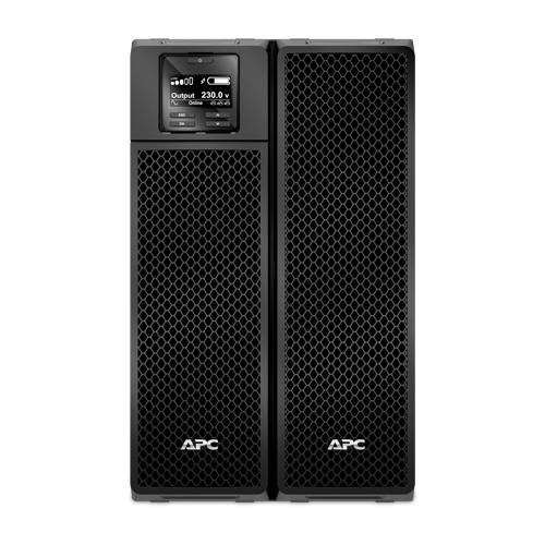 APC Smart-UPS On-Line uninterruptible power supply (UPS) Double-conversion (Online) 8000 VA 8000 W 10 AC outlet(s) product photo  L