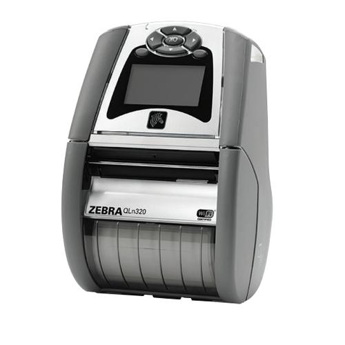Zebra QLn320 Direct thermal Mobile printer 203 x 203 DPI product photo
