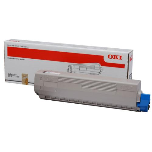 OKI 45643611 toner cartridge Original Cyan 1 pc(s) product photo
