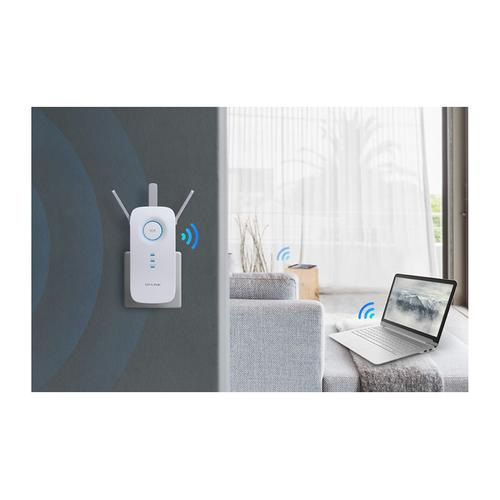 TP-LINK AC1750 Network repeater White product photo  L