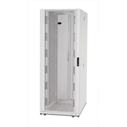 APC AR3150W rack cabinet 42U Freestanding rack White product photo