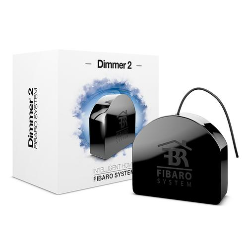 Fibaro Dimmer 2 Freestanding Black product photo