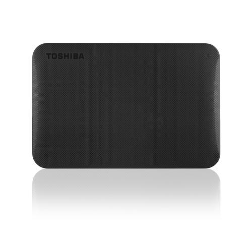 Toshiba Canvio Ready external hard drive 500 GB Black product photo
