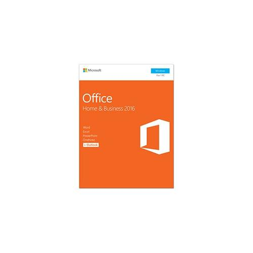 Lenovo Microsoft Office Home and Business 2016 Public Key Certificate (PKC) product photo