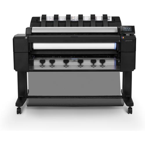 HP Designjet T2530 large format printer Colour 2400 x 1200 DPI Thermal inkjet A0 (841 x 1189 mm) Ethernet LAN product photo