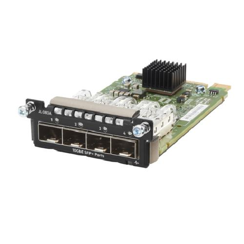 Hewlett Packard Enterprise Aruba 3810M 4SFP+ network switch module product photo