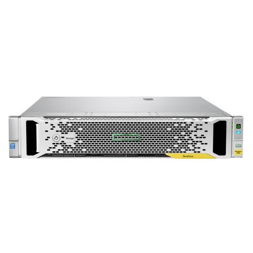 Hewlett Packard Enterprise StoreOnce 5100 48TB System - Storage Server - NAS disk array Rack (2U) Silver product photo