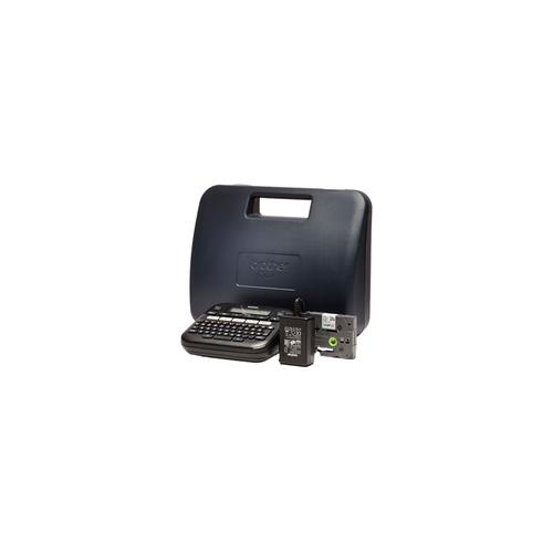 Brother PT-D210VP label printer Thermal transfer 180 x 180 DPI QWERTY product photo