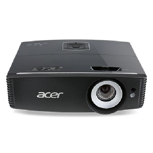 Acer Large Venue P6200S data projector 5000 ANSI lumens DLP XGA (1024x768) 3D Desktop projector Black product photo  L