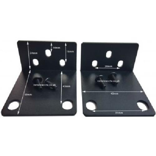 Hikvision Digital Technology HVOMOUNT4 Mounting bracket product photo
