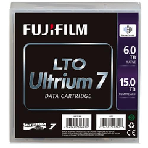 Fujifilm LTO Ultrium 7 - 6/15TB LTO Data Cartridge product photo