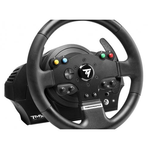 Thrustmaster TMX Force Feedback Steering wheel PC,Xbox One Black product photo