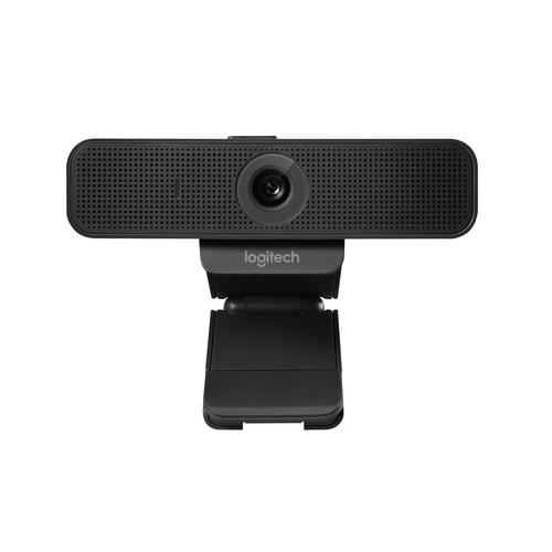 Logitech C925e webcam 1920 x 1080 pixels USB 2.0 Black product photo