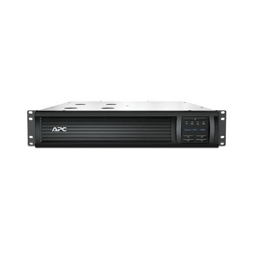 APC Smart-UPS 1500VA uninterruptible power supply (UPS) Line-Interactive 1000 W 4 AC outlet(s) product photo