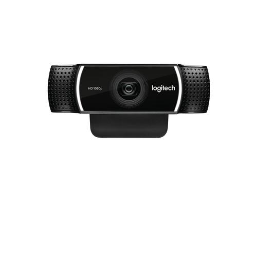 Logitech C922 webcam 1920 x 1080 pixels USB Black product photo
