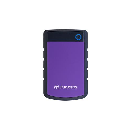 Transcend StoreJet 25H3 external hard drive 4000 GB Black,Purple product photo