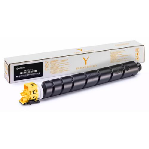 Kyocera TK-8525Y, toner yellow (20,000 pages) product photo
