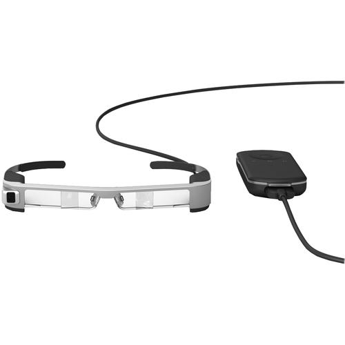 Epson Moverio BT-300 smartglasses 1.44 GHz 16 GB Bluetooth Wi-Fi Built-in camera product photo