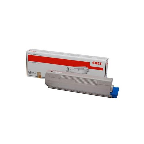 OKI 46508712 toner cartridge Original Black 1 pc(s) product photo