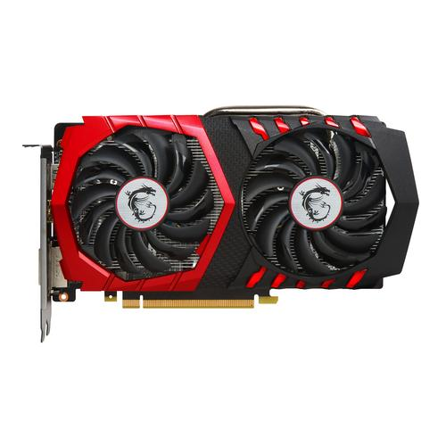 MSI GeForce GTX 1050 Ti Gaming X 4G product photo