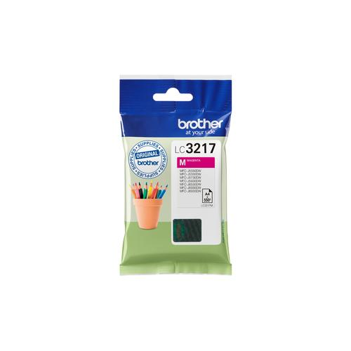 Brother LC-3217M ink cartridge Original Magenta product photo  L