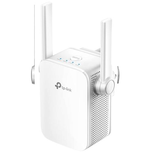 TP-LINK RE305 network extender Network transmitter White product photo