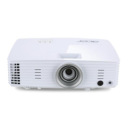 Acer Home H6518BD data projector 3400 ANSI lumens DLP 1080p (1920x1080) 3D Desktop projector White product photo