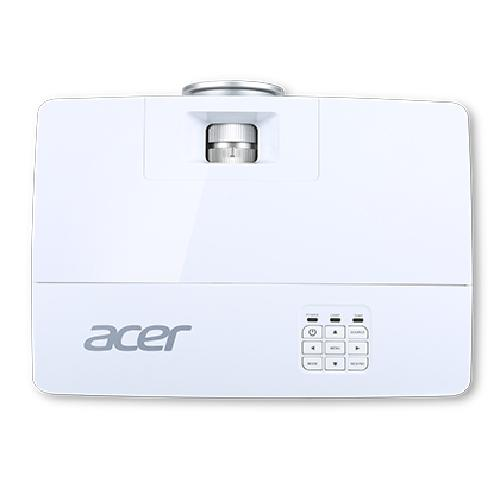 Acer Home H6518BD data projector 3400 ANSI lumens DLP 1080p (1920x1080) 3D Desktop projector White product photo  L