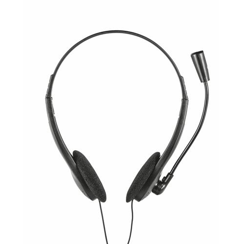 Trust 21665 headphones/headset In-ear Black product photo