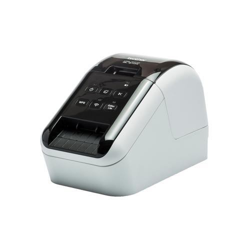 Brother QL-810W label printer Direct thermal Colour 300 x 600 DPI DK product photo