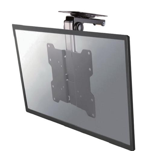 "Newstar TV/Monitor Ceiling Mount for 10""-40"" Screen, Height Adjustable - Black product photo"