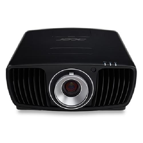 Acer Home V9800 data projector 2200 ANSI lumens DLP 2160p (3840x2160) Portable projector Black product photo  L