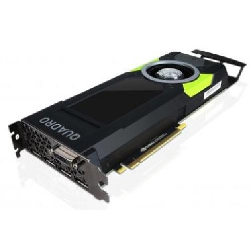Lenovo 4X60N04886 graphics card NVIDIA Quadro P5000 16 GB GDDR5 product photo