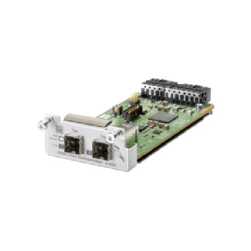 Hewlett Packard Enterprise JL325A network switch module product photo
