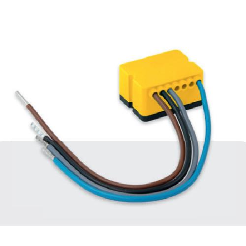 One Smart Control LI-DP/WI terminal block Yellow product photo