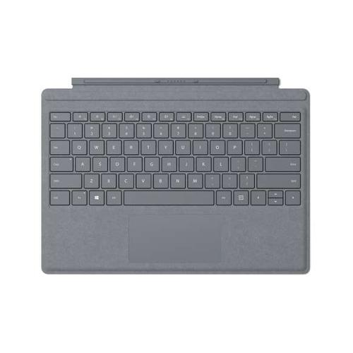 Microsoft Surface Pro Signature Type Cover Platina Azerty BE product photo