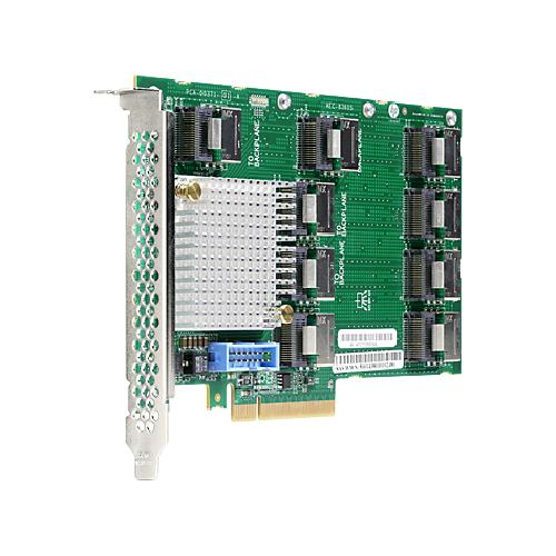 Hewlett Packard Enterprise 870549-B21 RAID controller PCI Express 3.0 12 Gbit/s product photo
