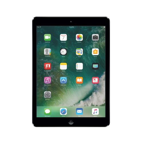 2nd by Renewd Apple iPad Air tablet A7 16 GB Black Refurbished product photo