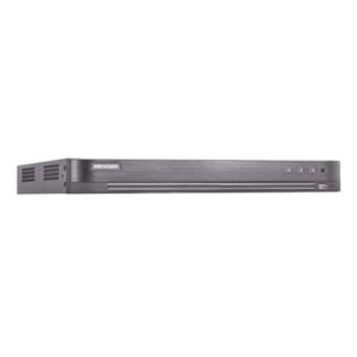 Hikvision Digital Technology DVR HD TVI 4.0 digital video recorder (DVR) Graphite product photo