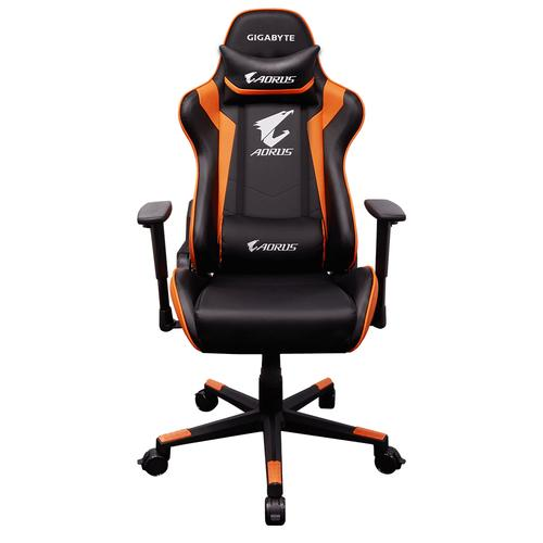 Gigabyte AGC300 video game chair Universal gaming chair Padded seat product photo