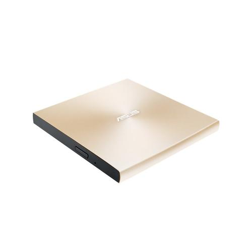 ASUS ZenDrive U9M optical disc drive Gold DVD±RW product photo
