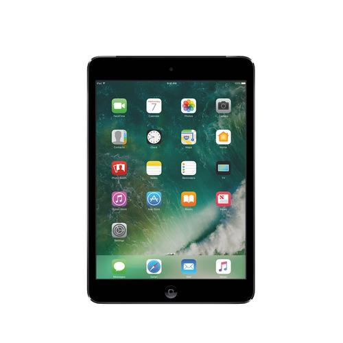 2nd by Renewd Apple iPad mini 2 tablet A7 16 GB Black Refurbished product photo