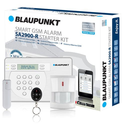 Blaupunkt SA2900-KIT security alarm system Black,White product photo