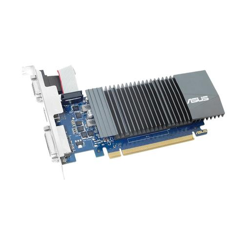 ASUS GT710-SL-1GD5 NVIDIA GeForce GT 710 1 GB GDDR5 product photo  L