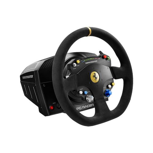 Thrustmaster TS-PC RACER Ferrari 488 Challenge Edition Steering wheel Digital Black product photo