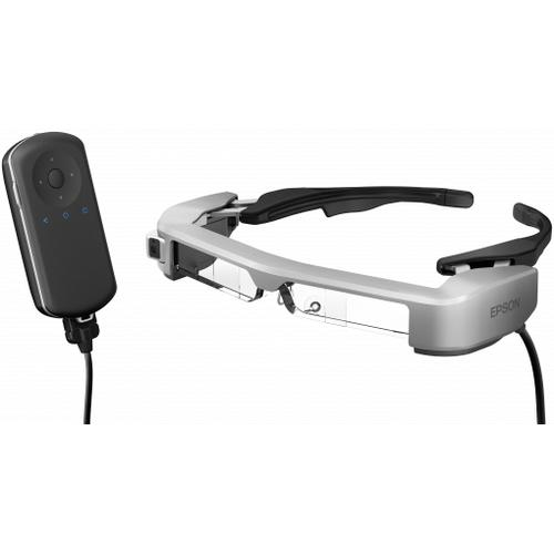 Epson Moverio BT‑350 Dedicated head mounted display Black,Silver product photo