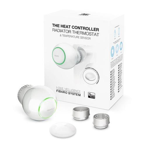 Fibaro The Heat Controller Starter Pack ZW5 EU thermostat Z