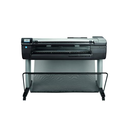 HP Designjet T830 24-in large format printer Colour 2400 x 1200 DPI Inkjet Wi-Fi product photo