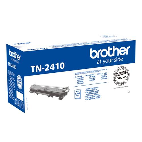 Brother TN-2410 toner cartridge Original Black 1 pc(s) product photo