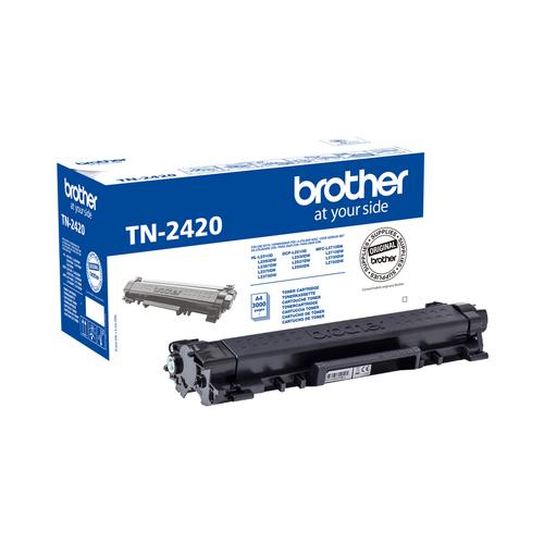 Brother TN-2420 toner cartridge Original Black 1 pc(s) product photo